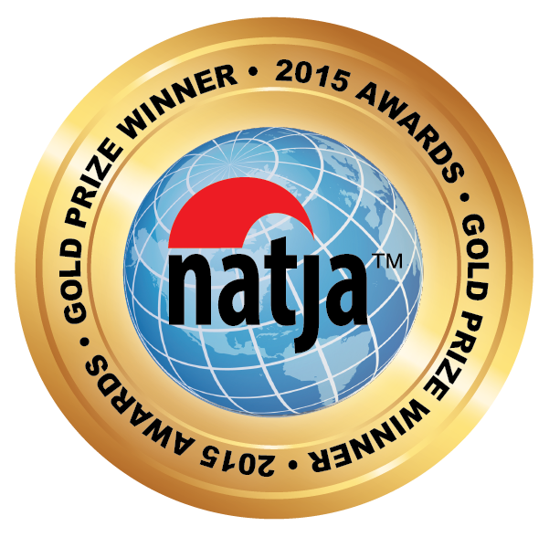 NATJA Gold winner